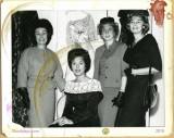 Ladies of 1950s Fashion