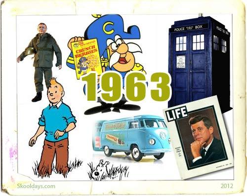 1963 Year