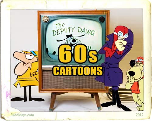 Cartoons in the 60s