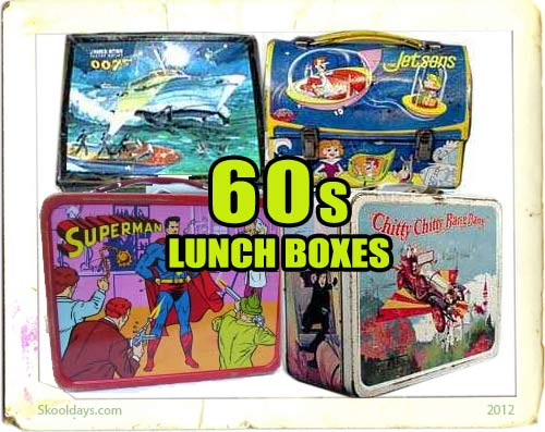 Lunchbox in the 60s