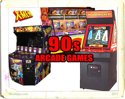 Arcade in the 90s