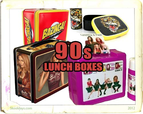 Lunchbox in the 90s