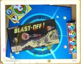 Blast Off Board Game