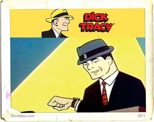The Dick Tracy Show Cartoon