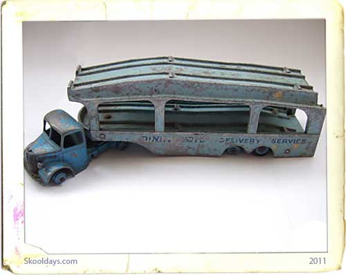 Bedford Pullmore Transporter