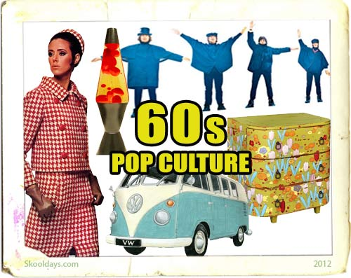 Pop Culture in the 60s