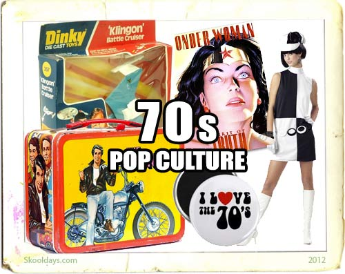 Pop Culture in the 70s