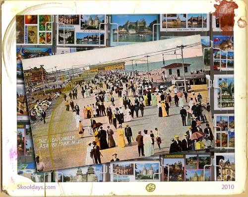 Vintage Postcard Collecting