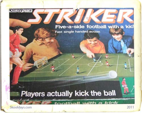 Super Striker Game