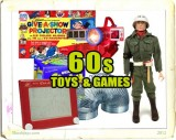 Toys in the 60s