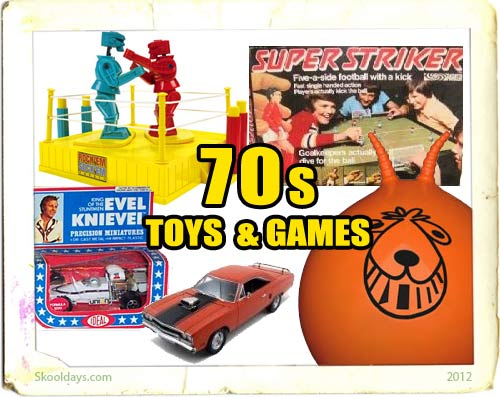 Old Toys From The 70s : Toys in the s