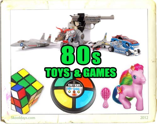 Boys Toys From The 80s : Toys in the s