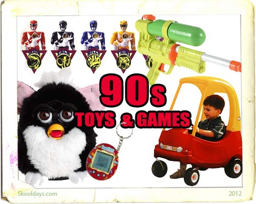 games in the 90 s