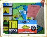 Tri-Tactics Board Game
