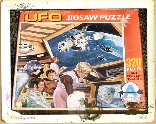 UFO Jigsaw Puzzle