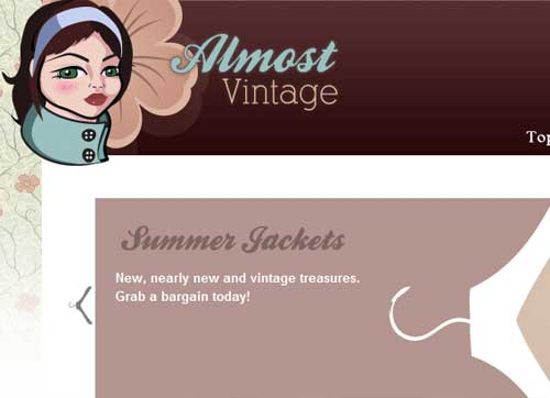Almost Vintage Clothing