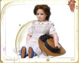 collecting antique dolls