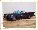 1966 Corgi Batmobile