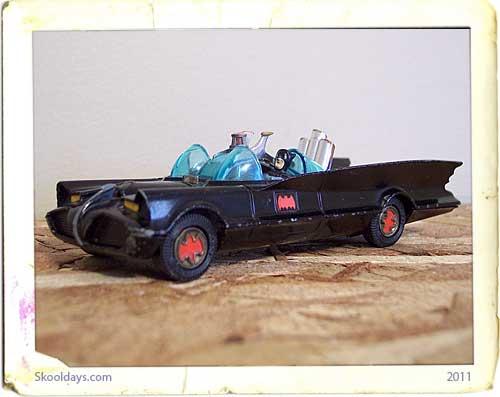 Batmobile 1966 Model 267