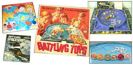 battling tops