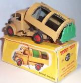 Dinky Bedford Refuse Truck