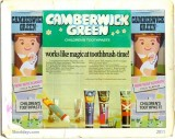 Camberwick Green Toothpaste