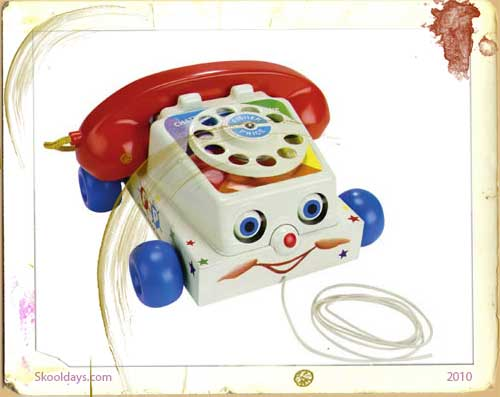 the number one toy story toy - Chatter Telephone