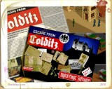 Escape from Colditz Arcade Game
