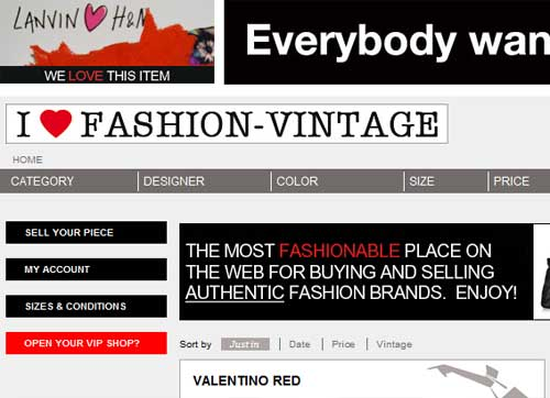 Fashion-Vintage