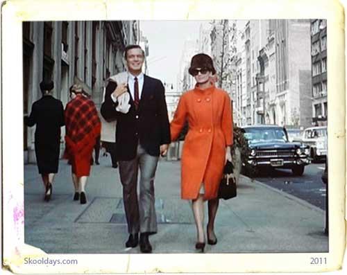 1950's Fashion: Skooldays