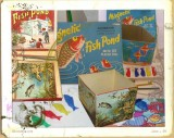 Magnetic Fish Pond Game.
