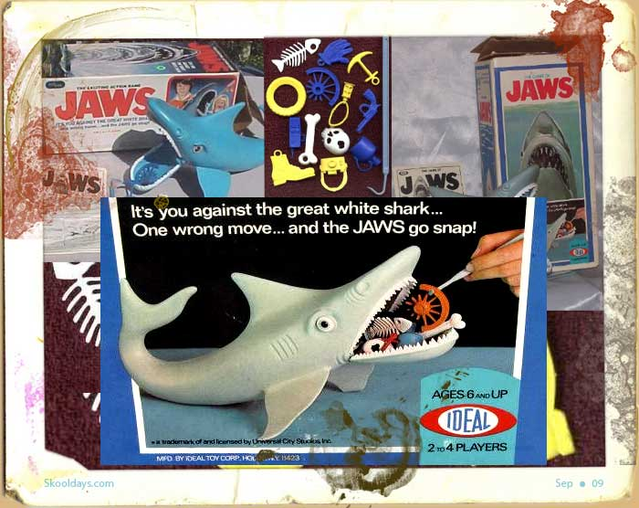 The Game of JAWS