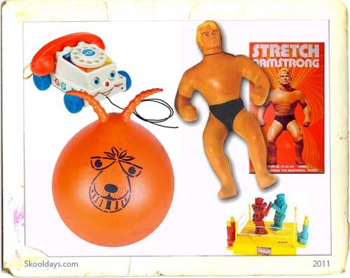 10 Greatest Toys From The 70's