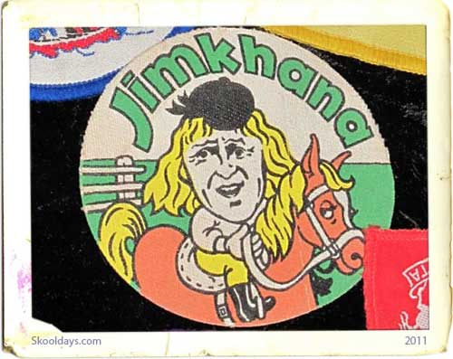 Jimmy Saville Cloth badges