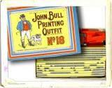 John Bull printing outfit
