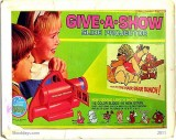 Kenner's Show Projector