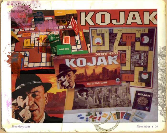 Kojak Detective Game