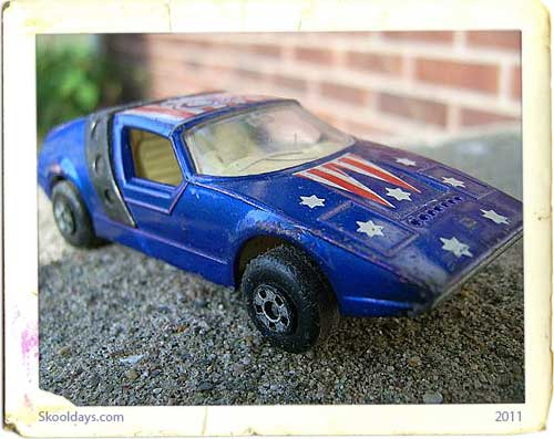No. 41 Siva Spider Matchbox