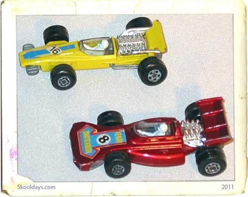 Matchbox Formula 1 Racers
