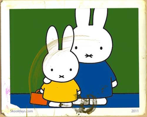 Miffy the bunny