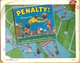 Penalty Football Card Game