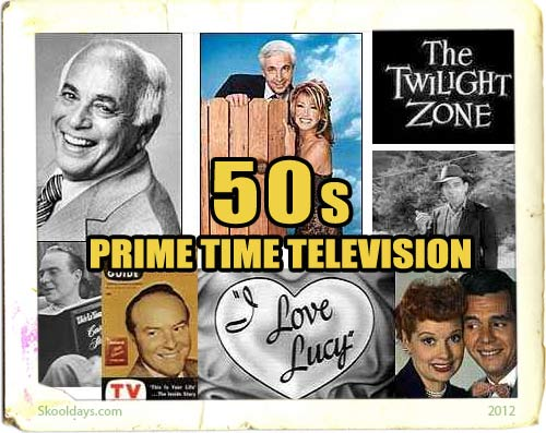 Prime Time in the 50s