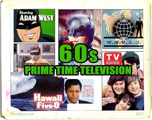 Prime Time in the 60s
