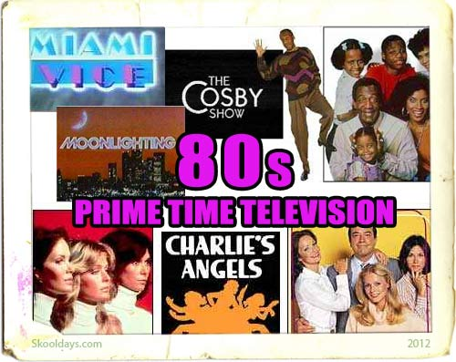 Prime Time in the 80s