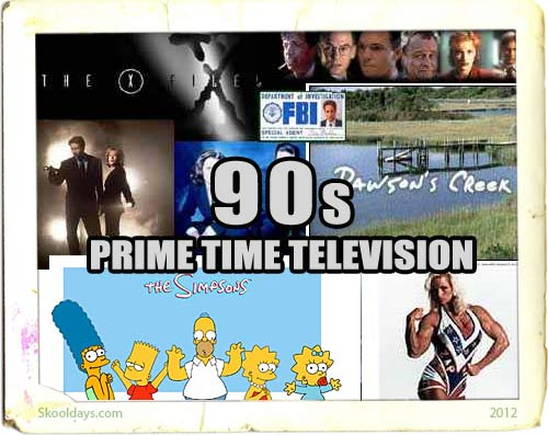 Prime Time in the 90s