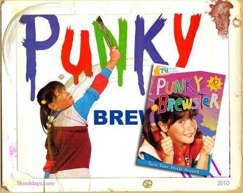 Penelope Punky Brewster