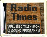 Radio Times Wall Art
