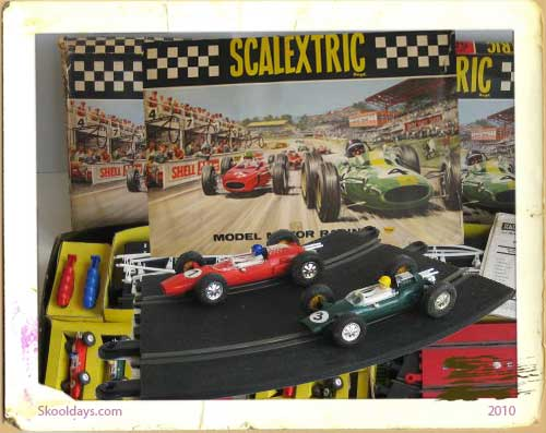 Slot cars margate