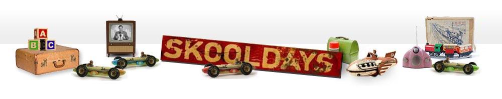 Nostalgic banner