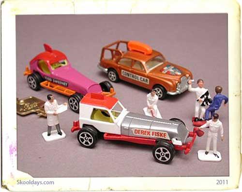 Derek Fiske,Todd Sweeney & Jaguar control car